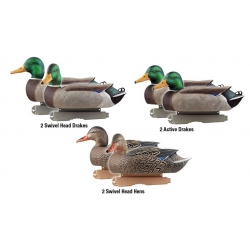 Greenhead Gear GHG Pro Grade Mallard Duck Decoys Active Pack (6шт)