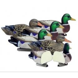Higdon Standard Mallard Duck Decoy (6шт)